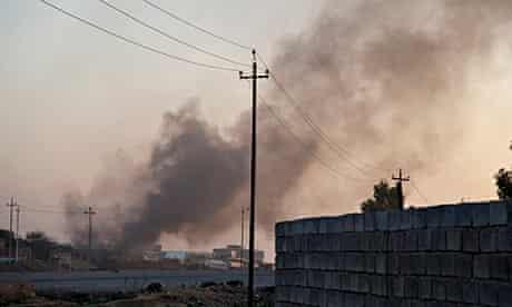 Explosion Iraq