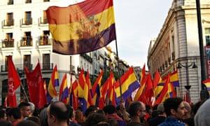 Madrid rally