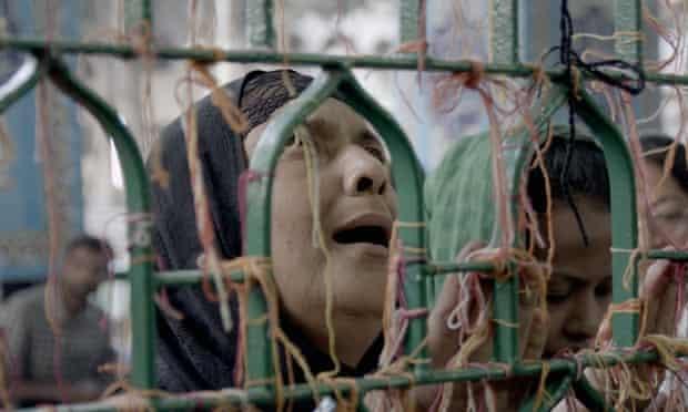 A still from Omar Chowdhury's Torsions.