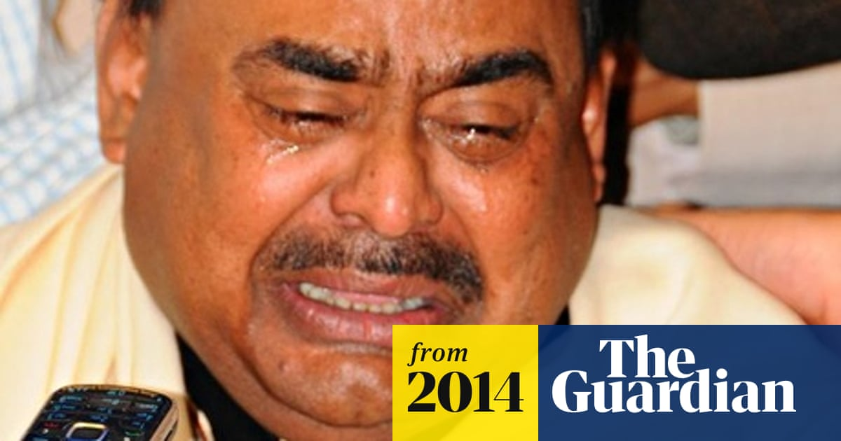 Altaf Hussain 'arrested' in London on suspicion of money