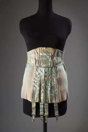 Strouse corset