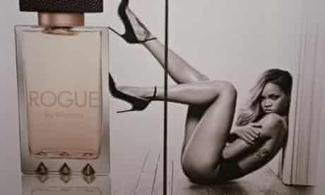 Rihanna ad