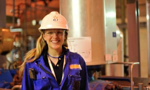 Women in engineering: Victoria Brown, 24, maintenance assistant team leader, EDF Energy