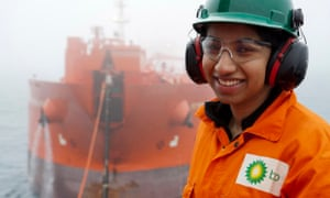 Women in engineering: Hani Baluch, 26, clair petroleum engineer, BP, Aberdeen, North Sea