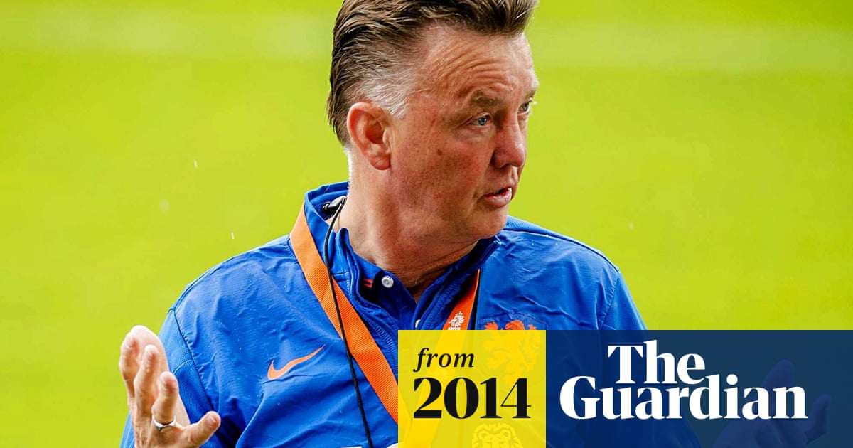 World Cup 2014: Louis Van Gaal To Keep Holland Happy By