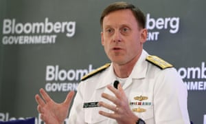 NSA director Michael Rogers.