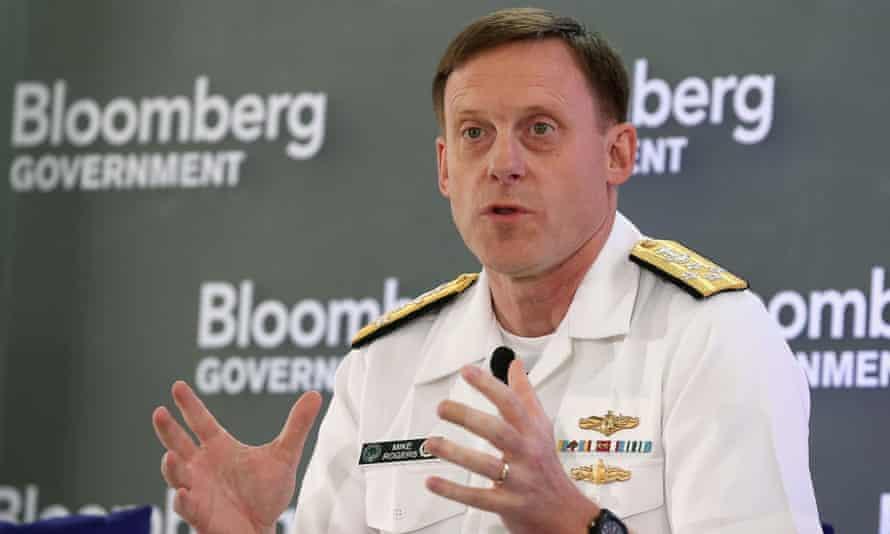 NSA director Michael Rogers.