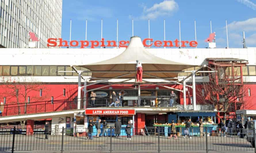 Elephant & Castle shopping centre