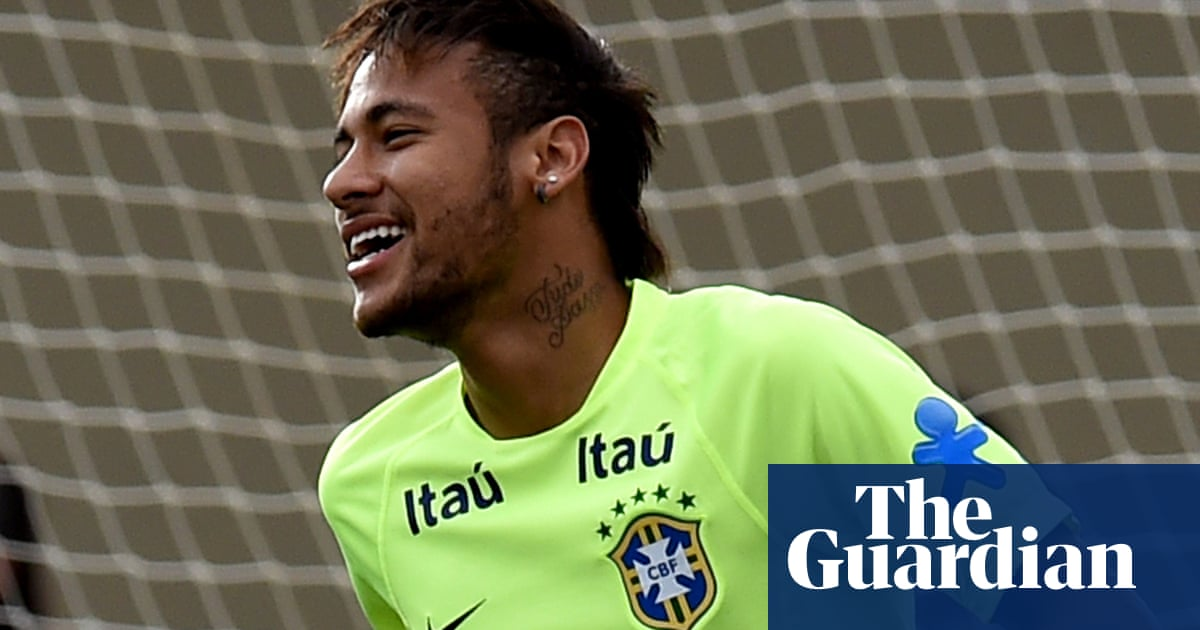 e938b7de428 Why Real Madrid s riches could not prise Neymar from his Santos dream
