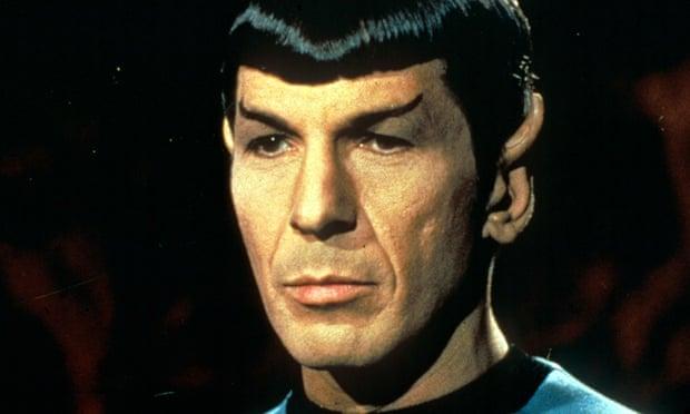 Spock has boldy gone