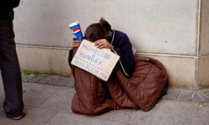 US money homeless