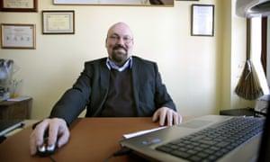 Spanish lawyer Mario Costeja