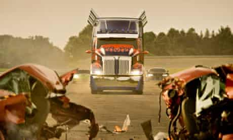 Transformers Age of Extinction - Jul 2014
