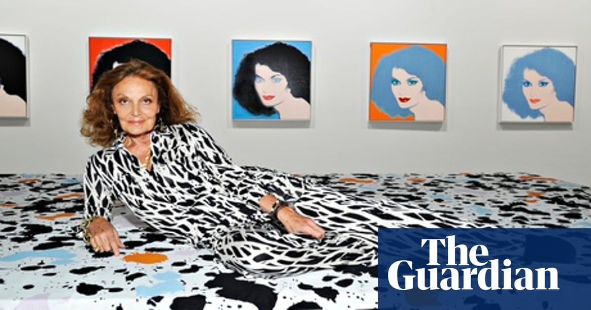 Diane Von Furstenberg I Danced At Studio 54 Now I Work With Google Fashion The Guardian