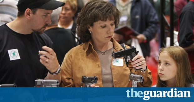 Gun Purses The Ultimate Accessory For The Pistol Packing Woman About Town Us News The Guardian