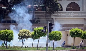 Bomb blasts hit Cairo on first anniversary of anti-Morsi protests