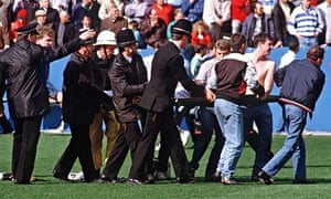 Hillsborough police officer in command 'had little training' for 1989 FA Cup