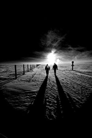 Wintering in Antarctica