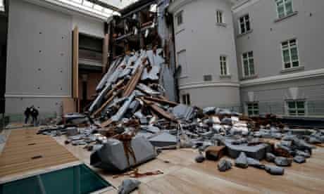 Manifesta 10 European Biennial of Contemporary Art in St. Petersburg