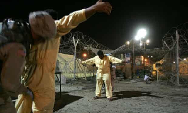Abu Ghraib in 2005