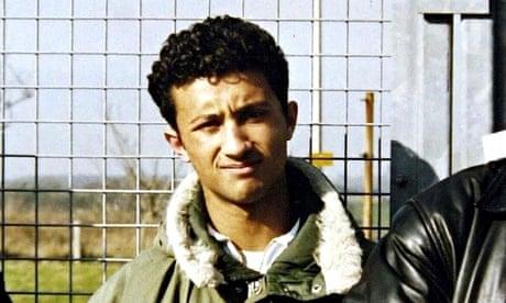 Mubarek Amin: 'My son was murdered by a racist'   World news