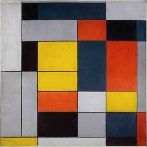 No. VI / Composition No.II 1920.