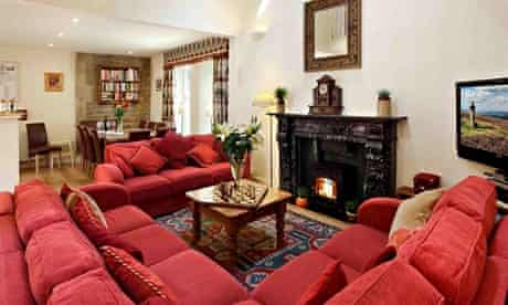Westwood Lodge in Ilkley Moor