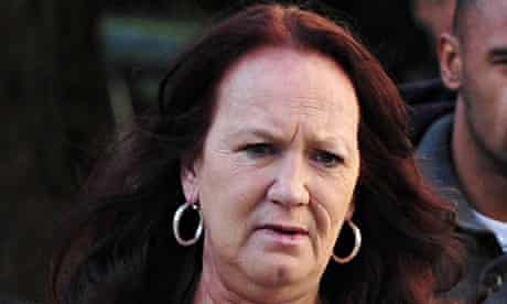 Pamela Duggan, mother of Mark Duggan
