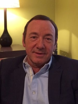 Kevin Spacey webchat