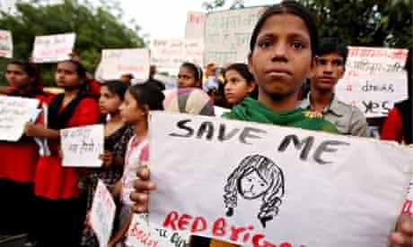 rape india protest