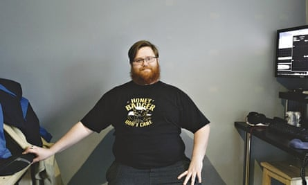 Nate Rock, software engineer