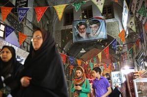Agencies Iran Moore: Bazar-e Bozorg
