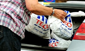 Tesco trading figures