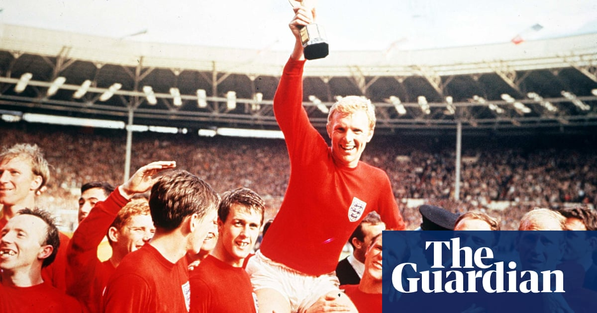 f1ddfa167 World Cup stunning moments  the 1966 World Cup