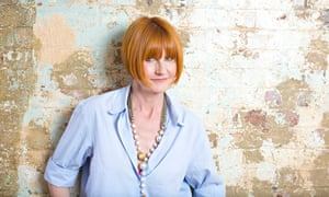 Mary Portas … on a mission to get the over-65s back into work
