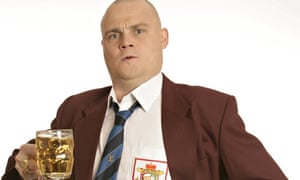 Al Murray and lager