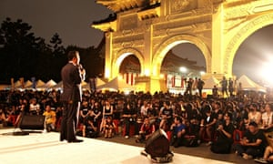 Taiwan marks the 25th anniversary of Tiananmen Massacre