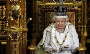The serious crime bill was proposed in Wednesday's Queen's speech
