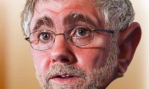 paul krugman illustration