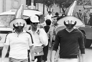memory lane: mexico fans