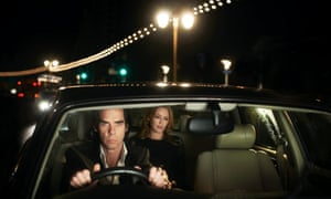 Nick Cave and Kylie Minogue in 20,000 Days on Earth