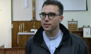 Leo - Pastor Tom Pietsch - St Paul's Church, Grovedale