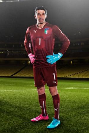 Gianluigi Buffon: 'A goalkeeper must be a masochist and egocentric as well'