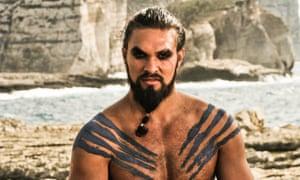 Drogo, chieftain of the Dothraki