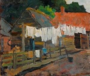 mondrian farmhouse