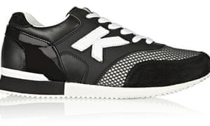 New Balance Files Lawsuit Against Karl Lagerfeld Over Trainers Logo