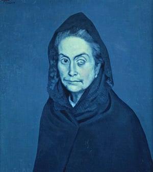 La Celestine, 1904, Pablo Picasso