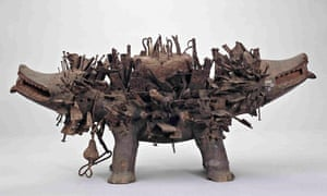 Kozo, the Double-Headed Dog, late 19th-early 20th century