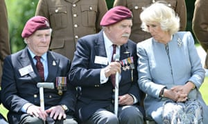 Duchess of Cornwall on D-day 70th anniversary