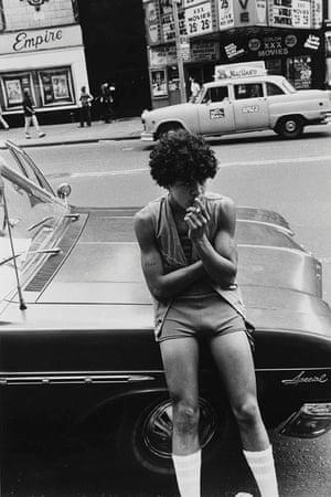 Untitled (42nd Street Series), 1978.